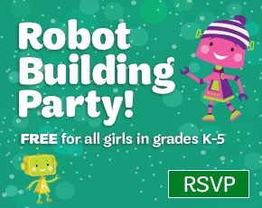 Robot Building Party